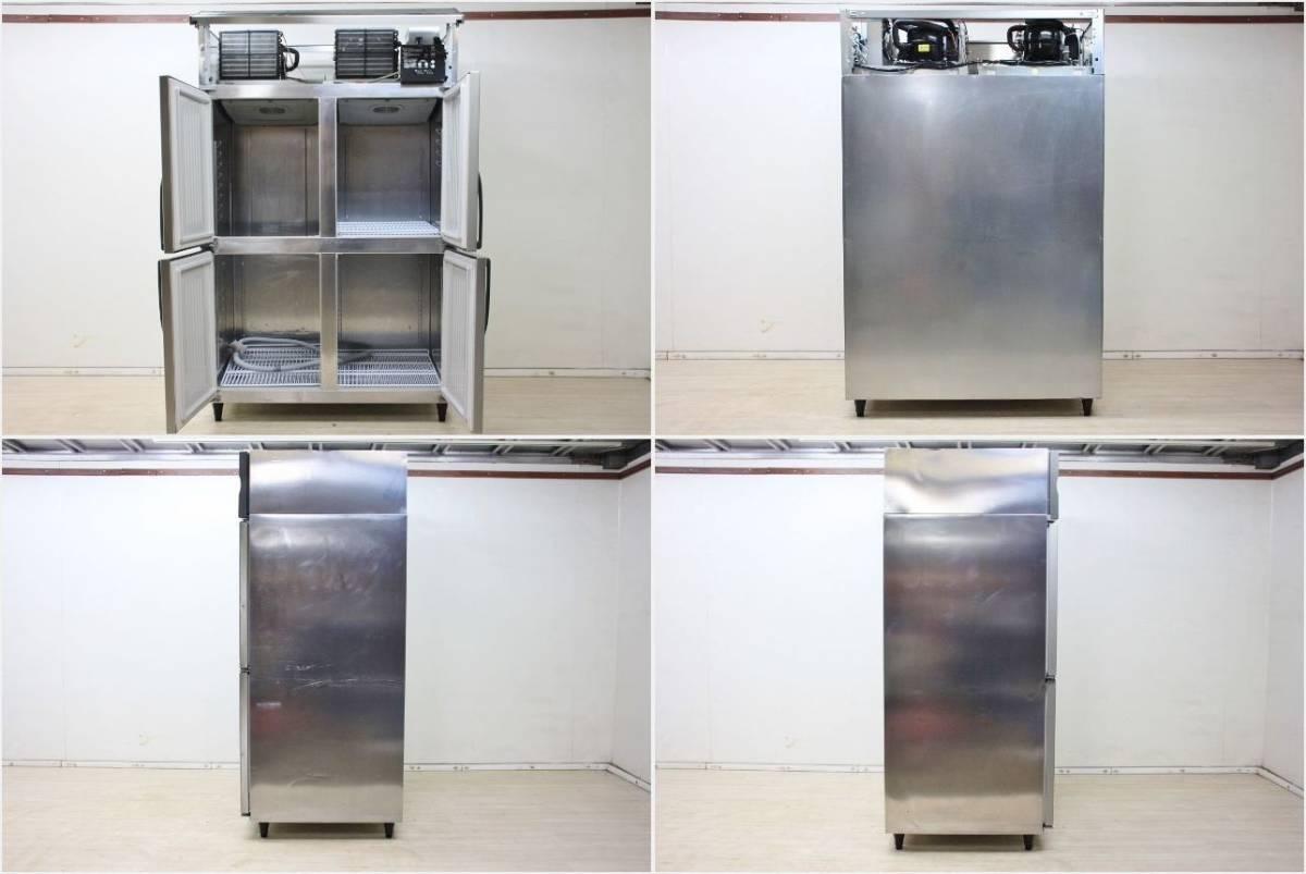 ■ホシザキ 業務用 冷凍冷蔵庫 4ドア 1凍3蔵 HRF-120Z ☆2016年☆ 中古■_画像4