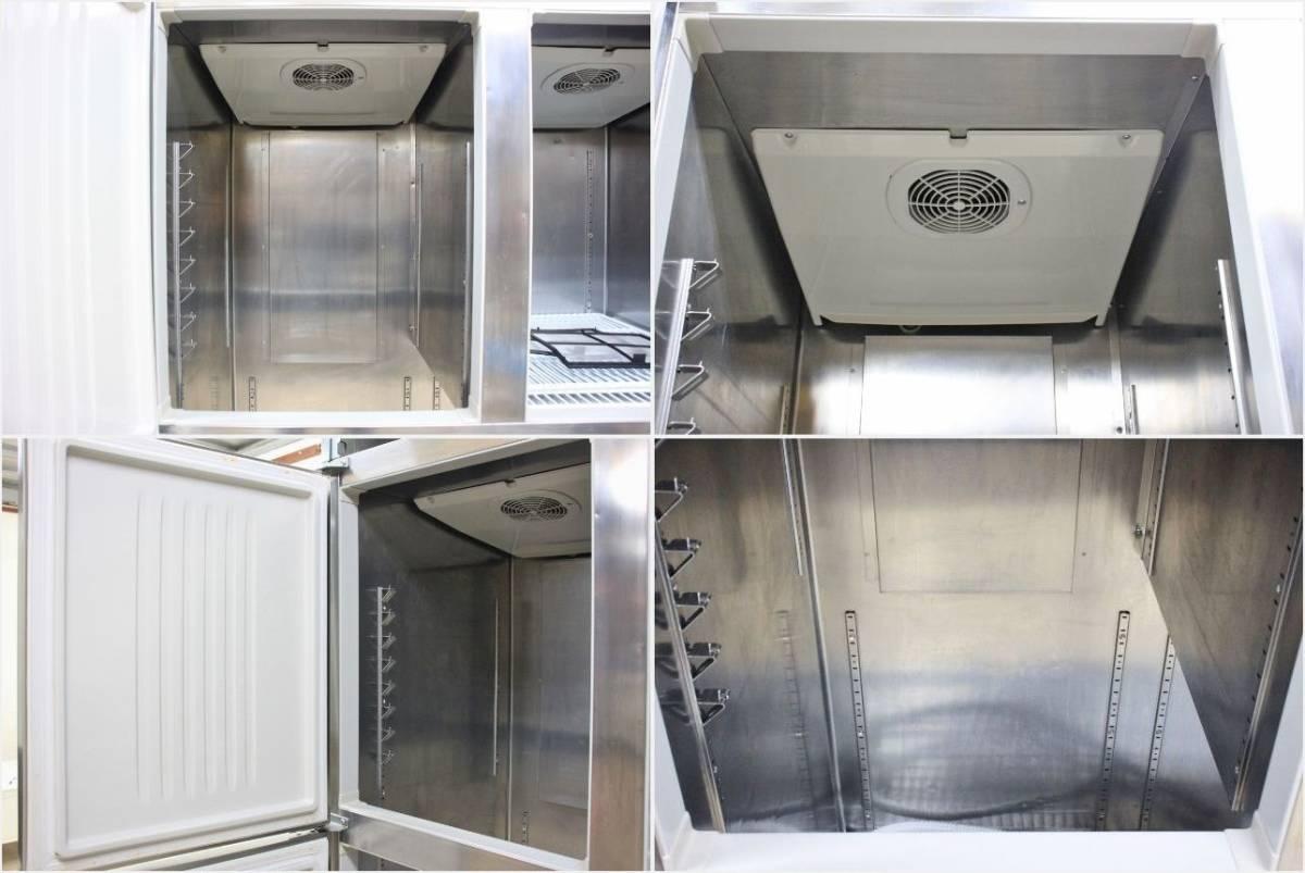 ■ホシザキ 業務用 冷凍冷蔵庫 4ドア 1凍3蔵 HRF-120Z ☆2016年☆ 中古■_画像7