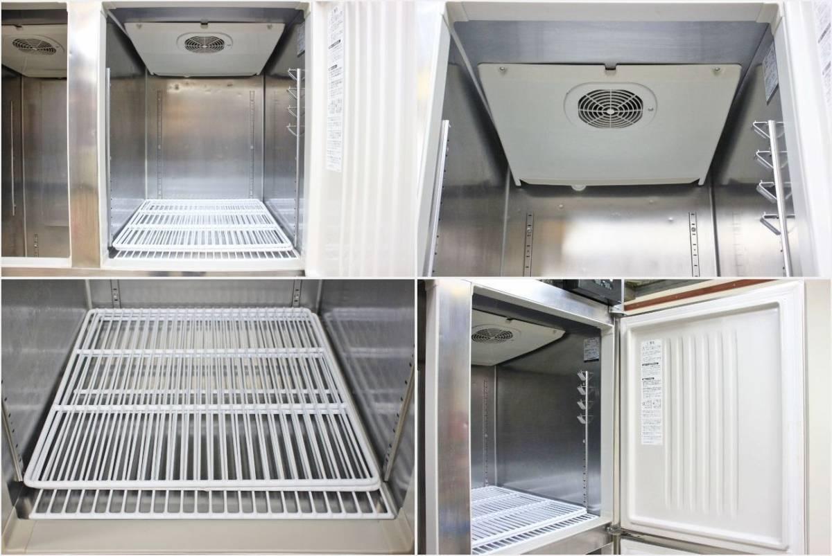 ■ホシザキ 業務用 冷凍冷蔵庫 4ドア 1凍3蔵 HRF-120Z ☆2016年☆ 中古■_画像9