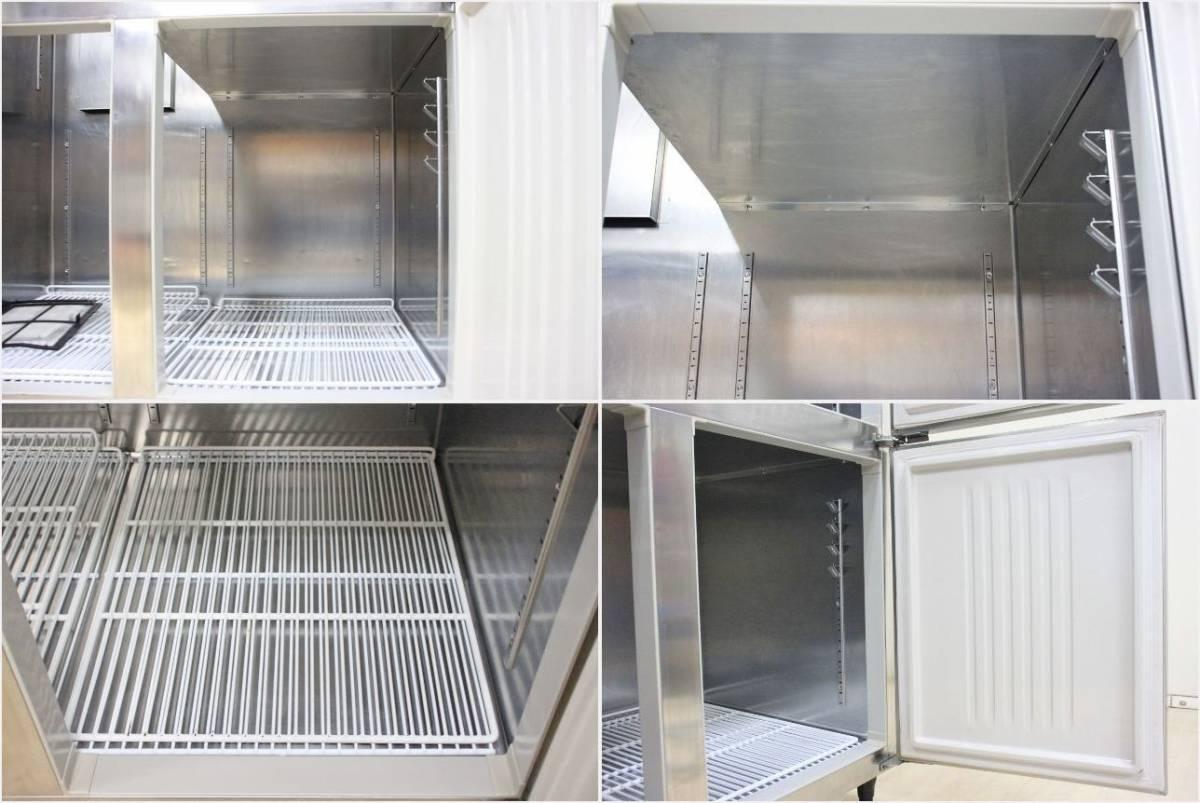 ■ホシザキ 業務用 冷凍冷蔵庫 4ドア 1凍3蔵 HRF-120Z ☆2016年☆ 中古■_画像10