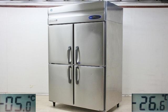 ■ホシザキ 業務用 冷凍冷蔵庫 4ドア 1凍3蔵 HRF-120Z ☆2016年☆ 中古■_画像1