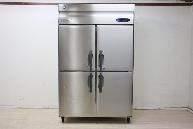■ホシザキ 業務用 冷凍冷蔵庫 4ドア 1凍3蔵 HRF-120Z ☆2016年☆ 中古■_画像2
