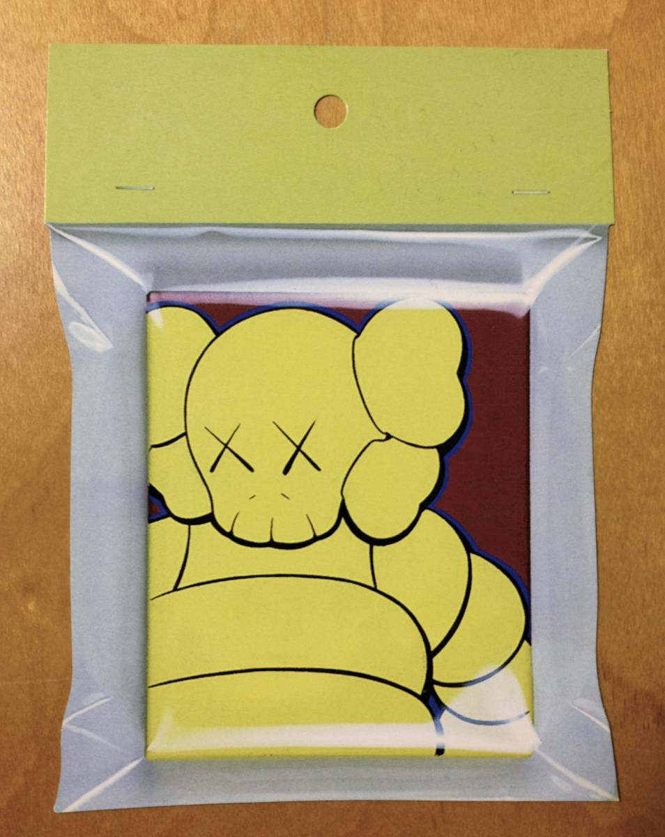 100円!~KAWS EXHIBITION フライヤー'ORIGINAL FAKE'/BAPE GALLERY