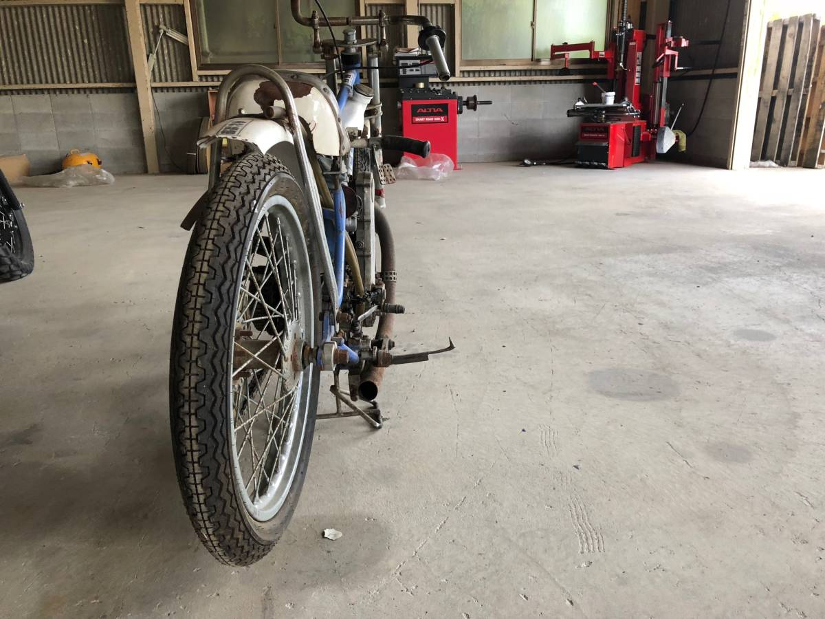 オートレースバイク メグロ_画像2