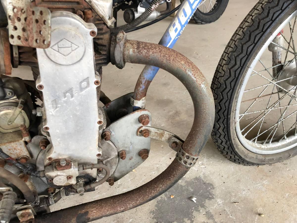 オートレースバイク メグロ_画像6