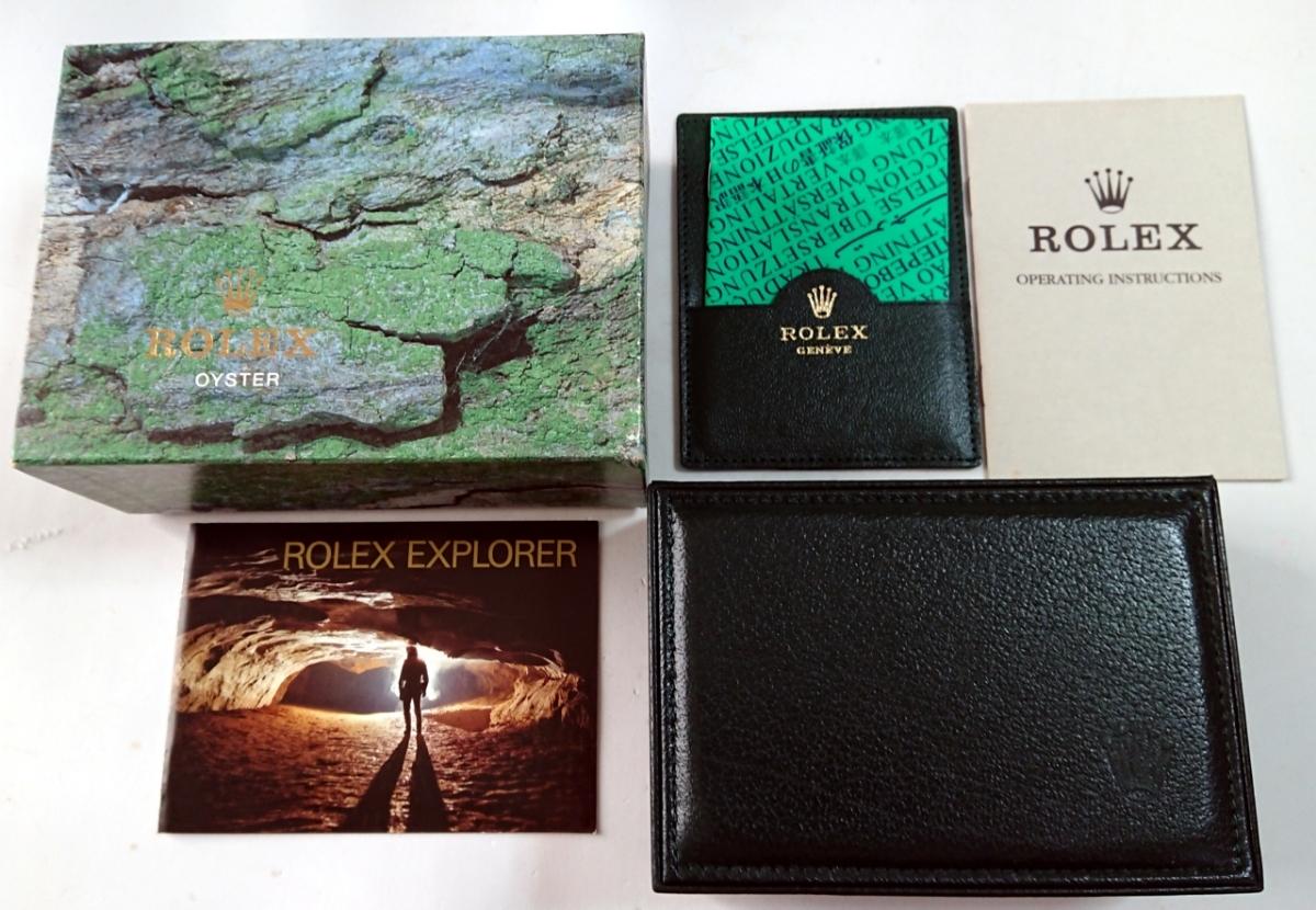 ROLEX EXPLORER 1 1016二手古董面議 編號:m292792840