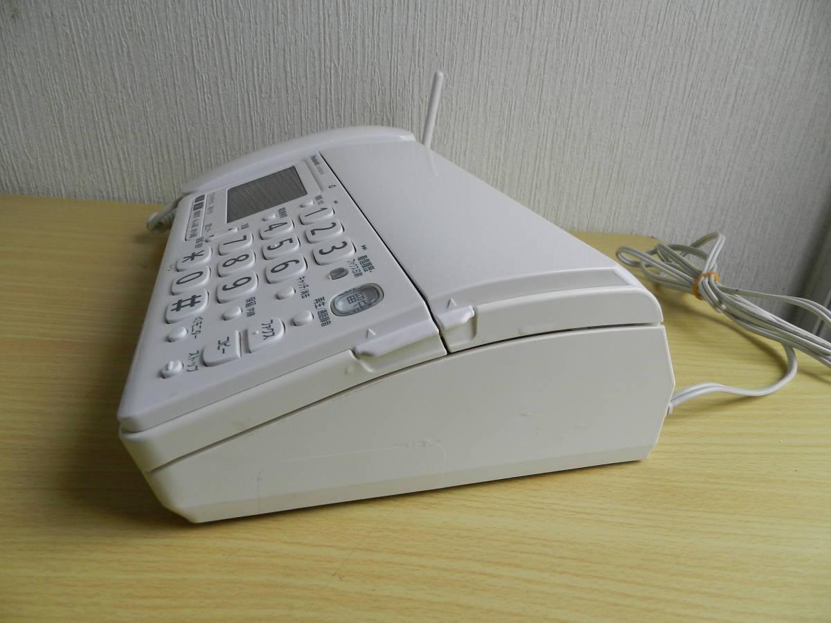 ★パナソニックおたっくす★FAX電話機★KX-PD301★電池新品★_画像10