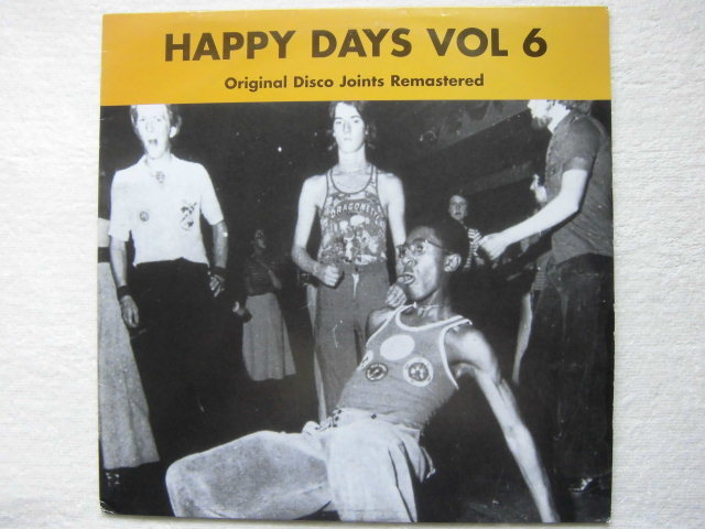 Happy Days Vol. 6 / Jenny Burton / Earth, Wind & Fire / Bob Marley & The Wailers / Carol Williams / Chaka Khan / Barry White _画像1