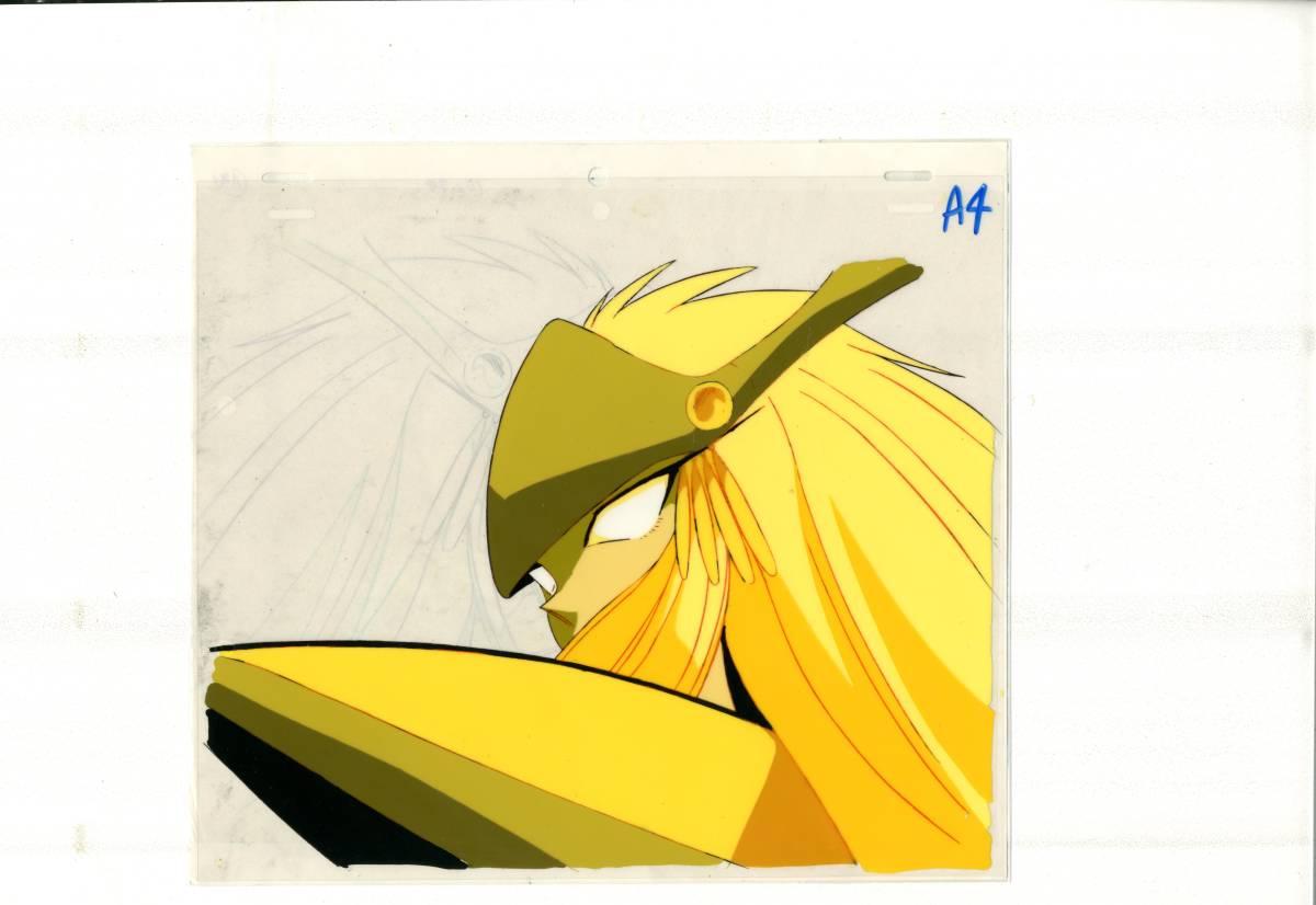 GS美神 ゴーストスイーパー美神 セル画 3 <検索ワード> 原画 イラスト レイアウト 設定資料_画像1