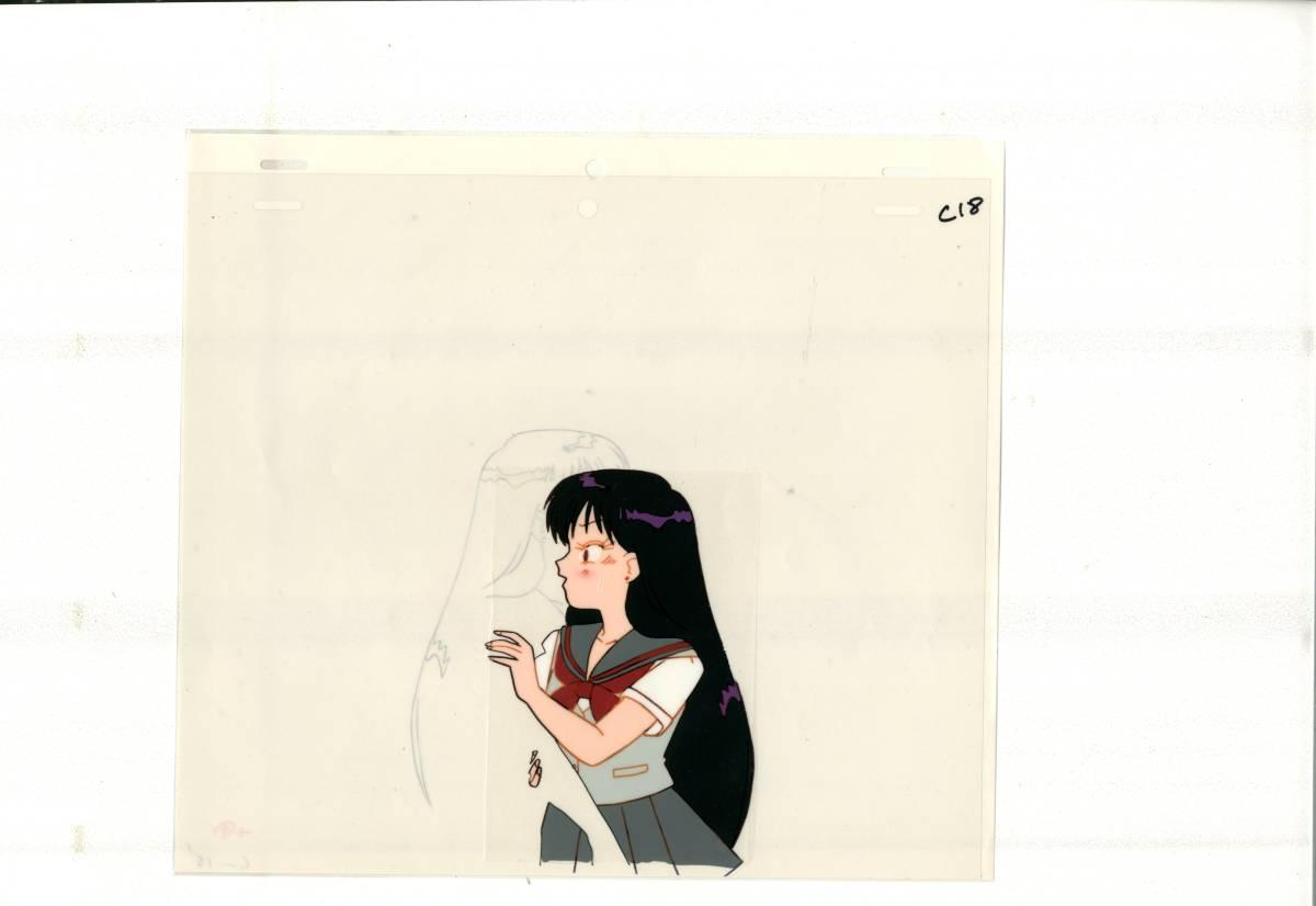美少女戦士セーラームーン セル画 4枚セット <検索ワード> 原画 イラスト レイアウト 設定資料_画像3