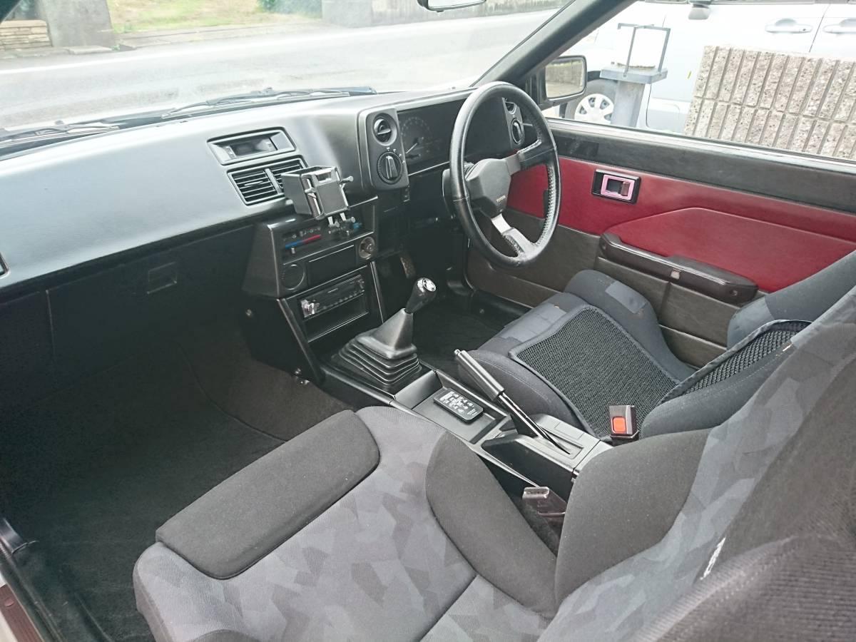 E-AE86 カローラレビン ディーラー整備車 エンジンOHから走行約8万km 昭和59年製 GTVからAPEXエンジン換装 エアコンR134a_画像5