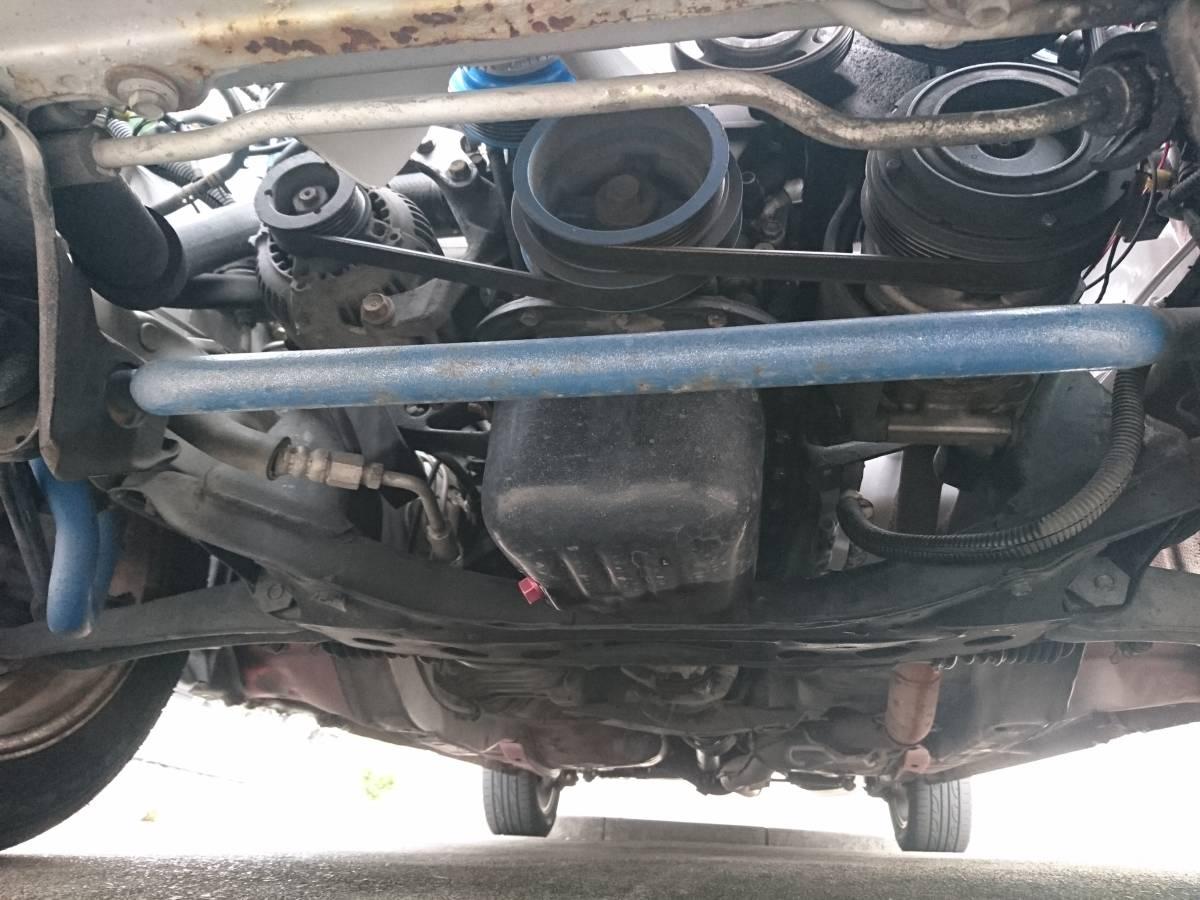 E-AE86 カローラレビン ディーラー整備車 エンジンOHから走行約8万km 昭和59年製 GTVからAPEXエンジン換装 エアコンR134a_画像7
