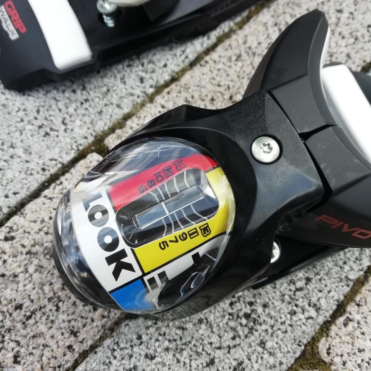 LOOK P14-MR ブラックアイコン 2018-19モデル アルペンブーツ専用です!(デュアルではありません) ルック m_画像3
