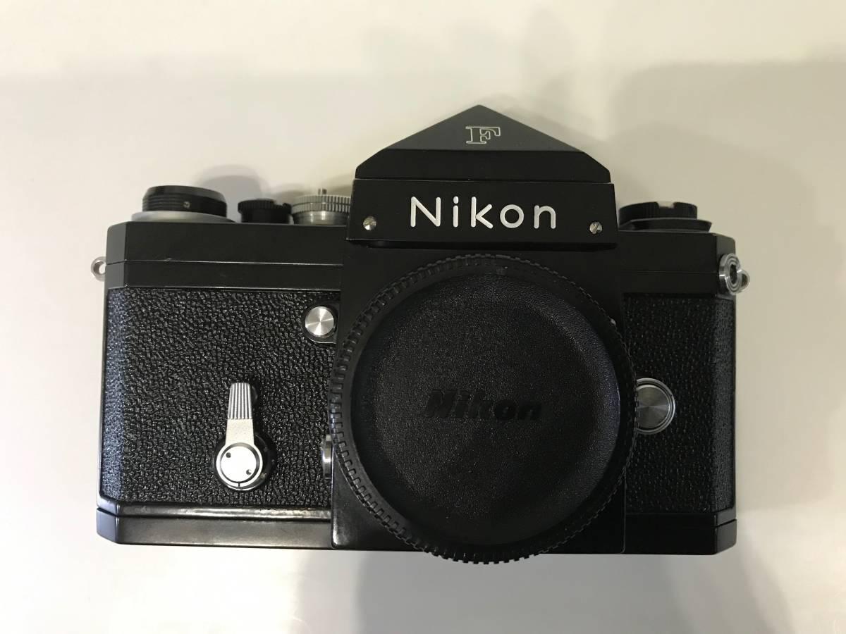 Nikon ニコン F ブラック 黒 651前期型 1円スタートです!!_画像3