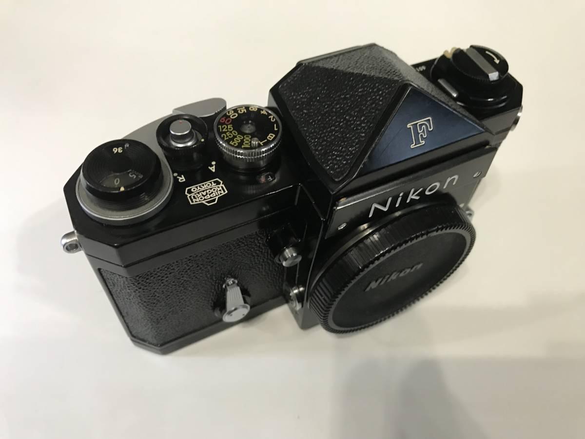 Nikon ニコン F ブラック 黒 651前期型 1円スタートです!!