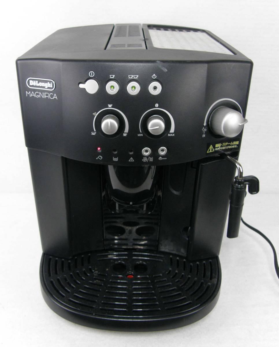 De'Longhi/デロンギ 全自動エスプレッソマシン EAM1000BJ コーヒーメーカー
