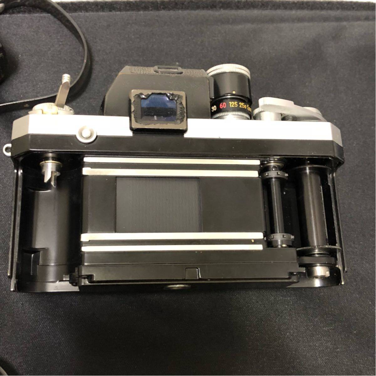 ♯ NIKON ニコン 一眼レフ カメラ F nikkor-ud 1:3.5 20mm nikkor 50mm 1:1.2 レンズ2本セット_画像5