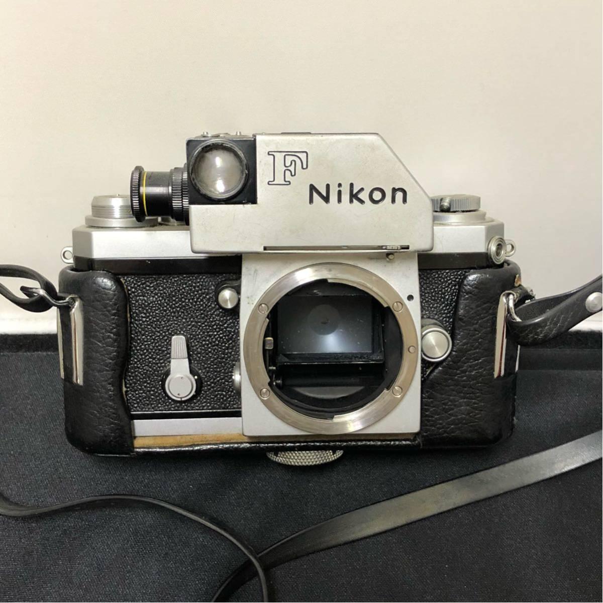 ♯ NIKON ニコン 一眼レフ カメラ F nikkor-ud 1:3.5 20mm nikkor 50mm 1:1.2 レンズ2本セット_画像4