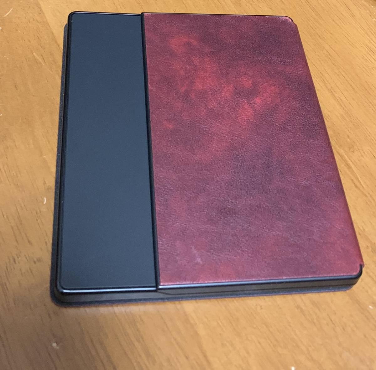 Amazon Kindle Oasis Wi-Fi(2016/第8世代)ウォルナット_画像3