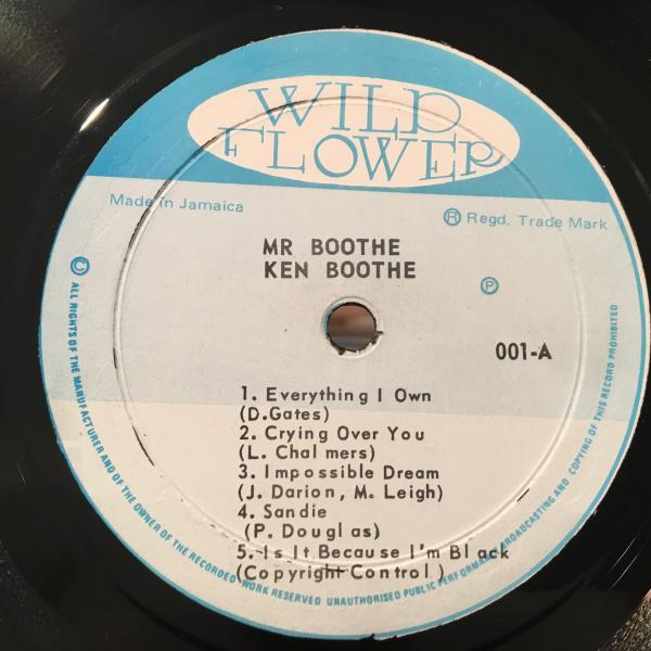★Ken Boothe/Everything I Own★名作!NEIL YOUNGカバー!_画像2