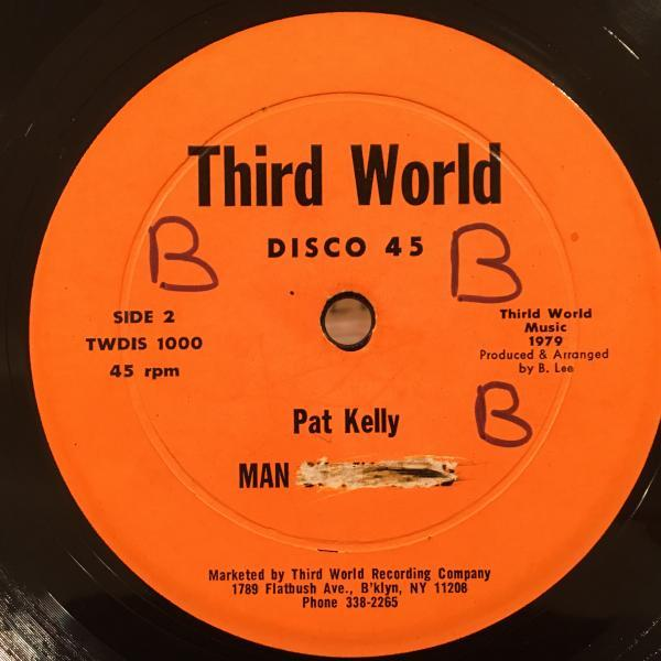 ★Pat Kelly/It's You Love★美メロLOVERS ROCK名作!_画像2