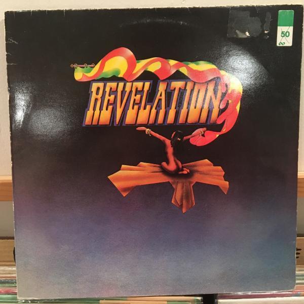 ★Revelation/Book Of Revelation★UK REGGAE名盤!MURO MIX収録!