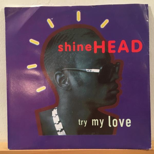 ☆Shinehead /Try My Love☆MELLOW R&B/HIP-HOP!7inch 45
