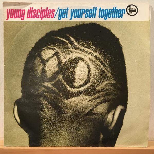 ☆Young Disciples/Get Yourself Together☆UK ACID JAZZ/R&B名作!7inch 45