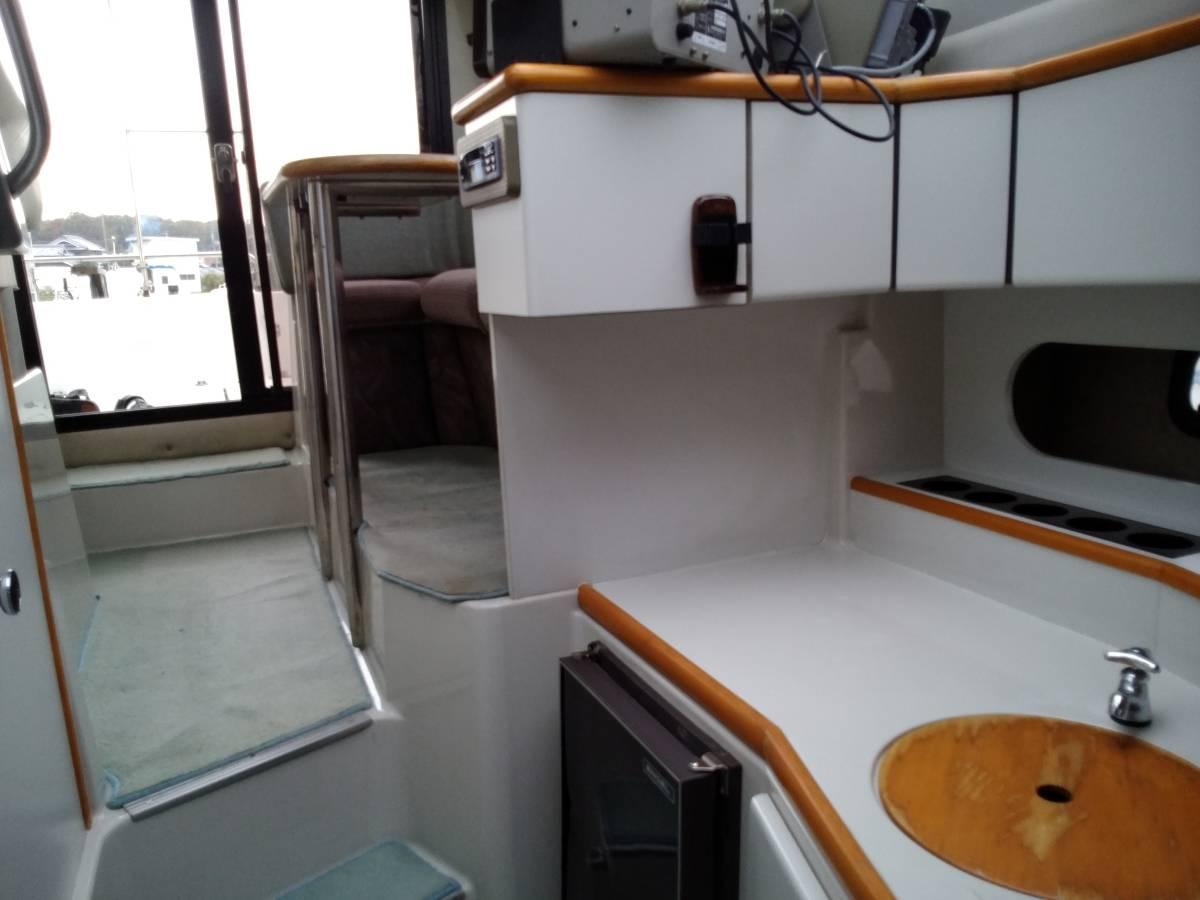 ヤンマー FM28・新艇から陸上保管_画像4