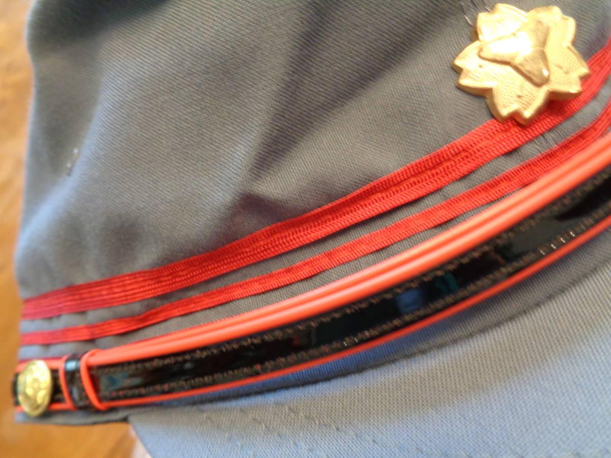 新品★耐熱性上着、防炎ズボン 黒礼装上着、ズボン 帽子 2色★6点 消防団_画像7