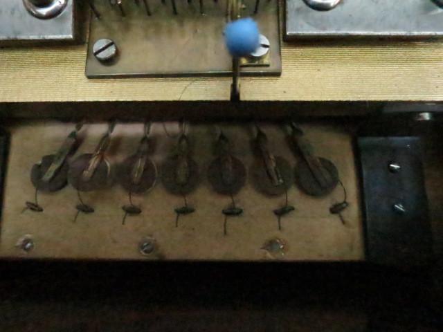 :【古都京都】「アンテークオルゴールB-367」オルゴール・蓄音機.シリンダー〝オ〟_画像5