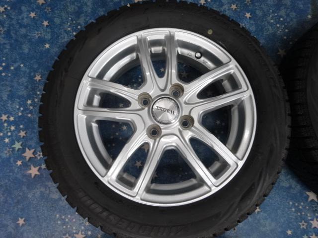 ☆14英寸鋁輪轂·4個無釘防滑輪胎* 4×100·14×4 1/2 J * 155/65 R 14迷你車☆ 編號:l484265880
