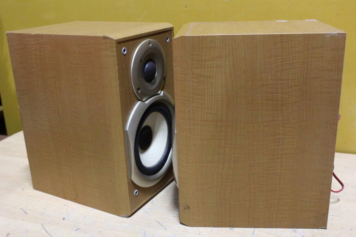 新■ T105 スピーカー 型番:LS-SJ3-N 通電OK 音出OK ケンウッド 単品/寸法: 高さ25.5㎝ 幅15㎝ 奥行19.5㎝ 総重量5kg_画像5