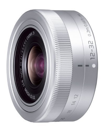 新文章★1日元〜松下Panasonic LUMIX G VARIO 12  -  32 mm保證 編號:d321625954
