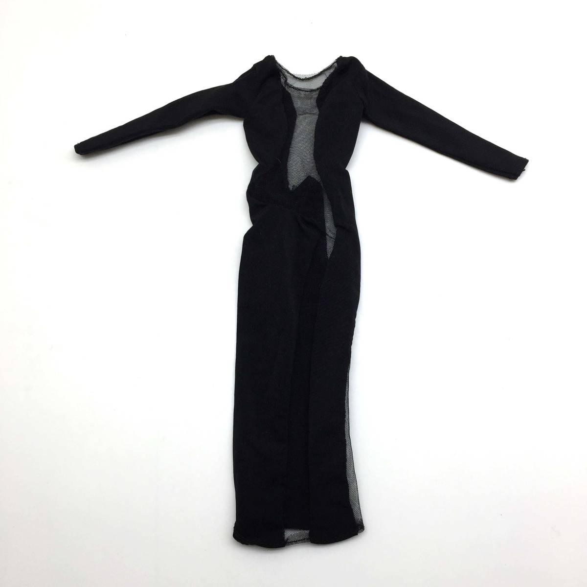 送料無料 美品 1/6サイズ PHICEN ファイセン素体対応 女性フィギュア用 ドレス 番号A58_画像9
