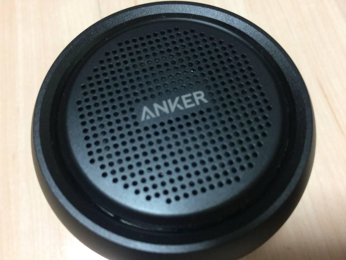 【送料無料・おまけケースつき】Anker SoundCore mini Bluetoothスピーカー【15時間連続再生/内蔵マイク搭載/micro SDカード & FM対応】_画像5