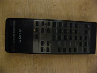 SONY DAT for remote control RM-N500