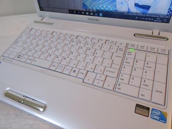 【最新Windows10☆超爆速SSD仕様】東芝 T350/56AWS☆高性能CPU Core i5☆新品SSD240GB/メモリ4GB/Office/Wi-Fi/HDMI/ブルーレイ☆_画像2