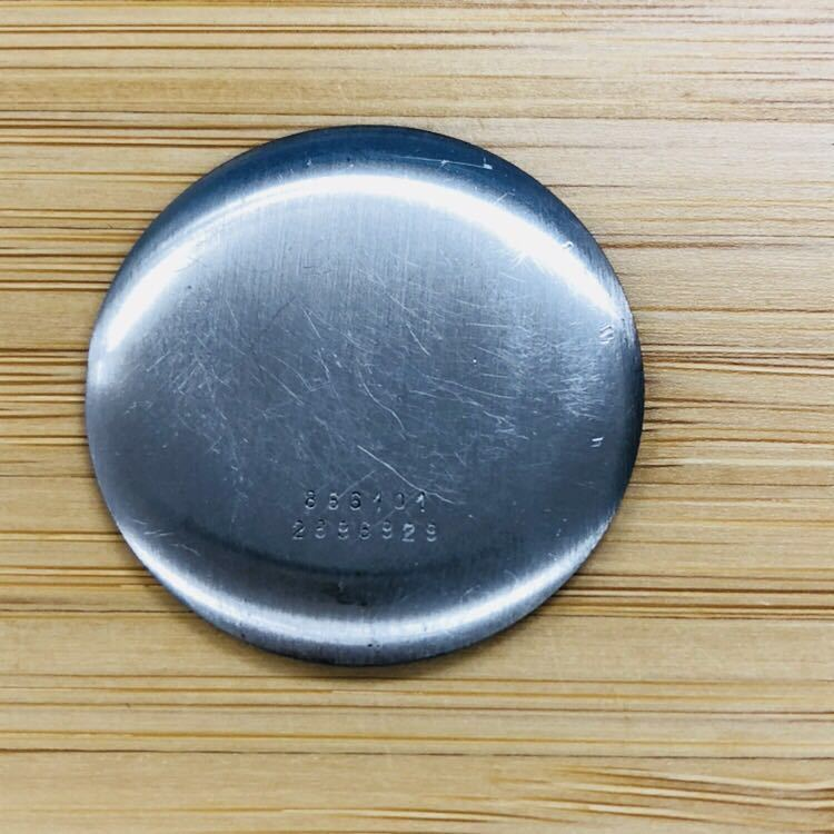 [二手·USED有效件]【UNIVERSAL GENEVE Universal Geneva】【藍色錶盤酒桶盒】cal.2-66自動體積微型轉子 編號:v594667046