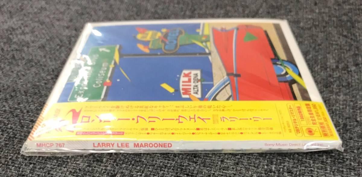 新品未開封CD☆ラリー・リー ロンリー・フリーウェイ 完全生産限定紙(紙ジャケット仕様)/< MHCP767>.