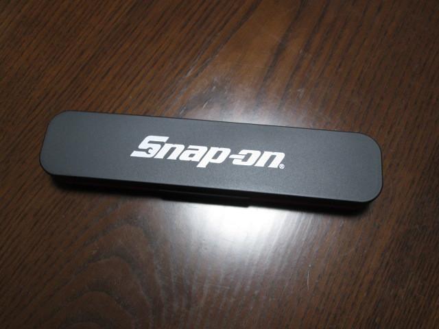 新品 スナップオン 日本製 箸 スプーン ケース 3点セット オフィシャルグッズ コレクション Snap-on_画像1