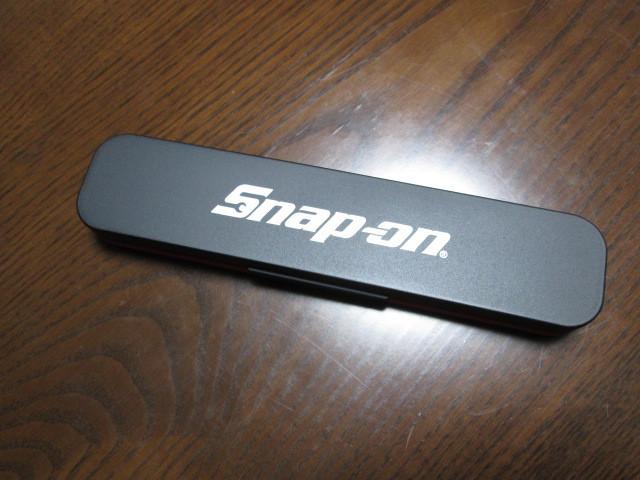 新品 スナップオン 日本製 箸 スプーン ケース 3点セット オフィシャルグッズ コレクション Snap-on_画像5
