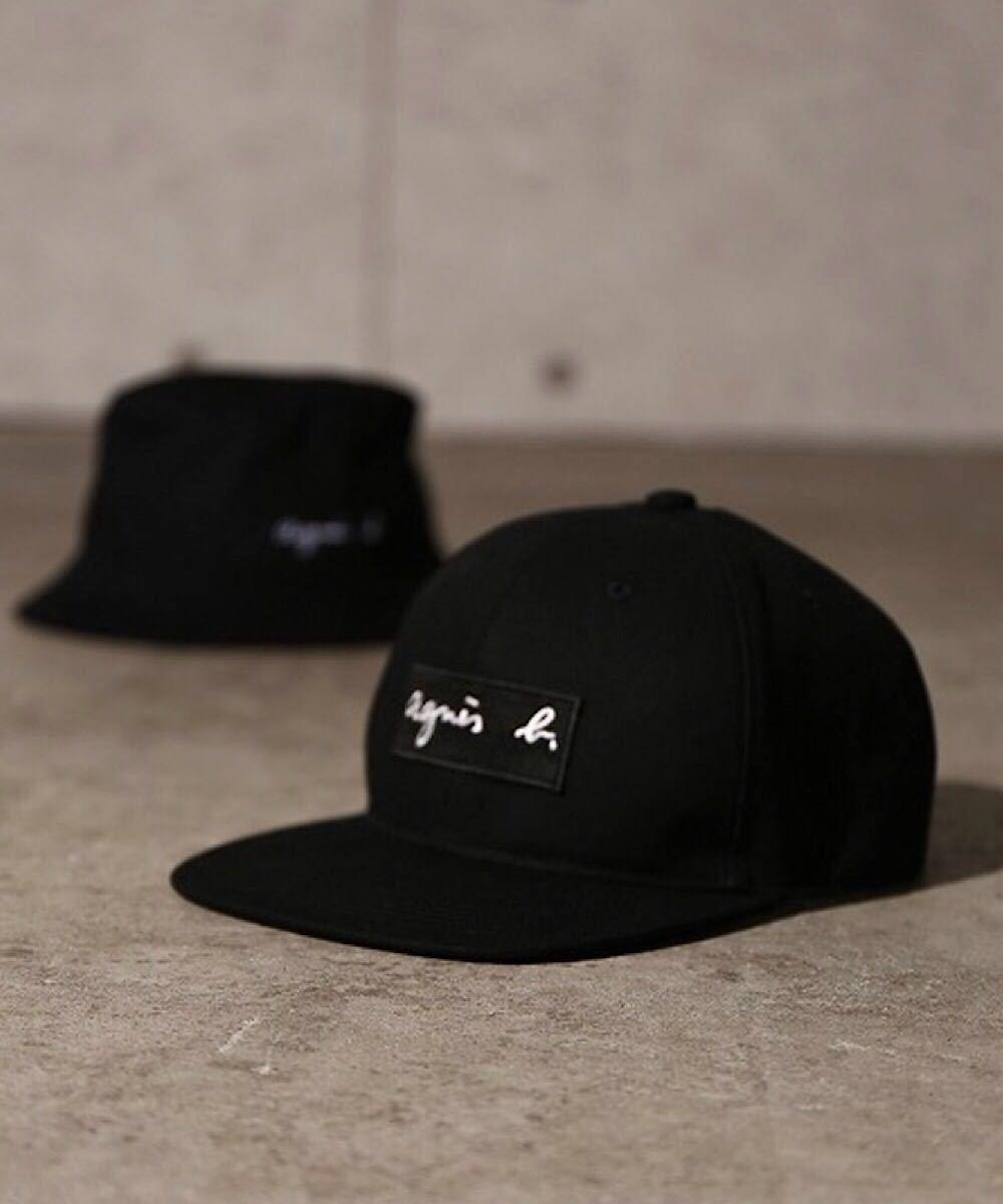 46eda986617 美品Adam et Rope別注agnes b. pour CASQUETTE CAP アニエスベー帽子 ...