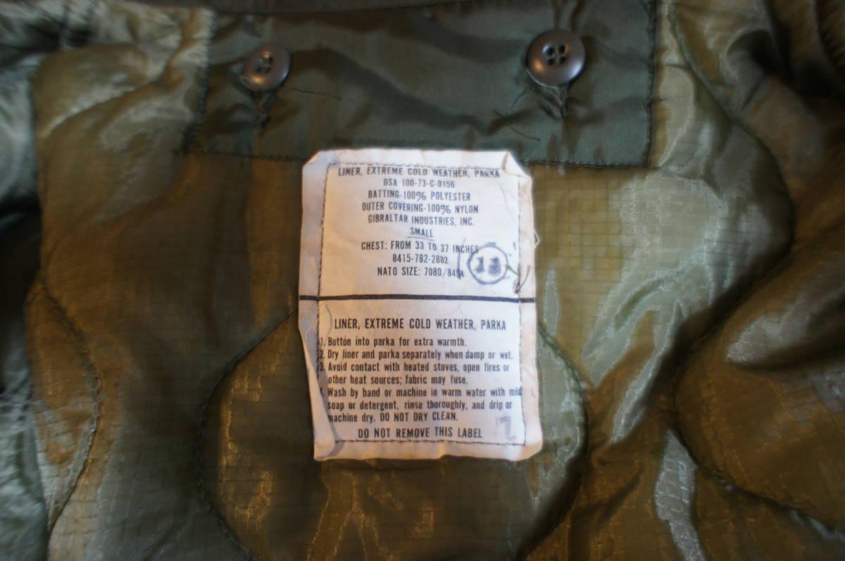 M65 Field parka S尺寸齊全的mods外套美國軍用魚尾巴 編號:h356901883