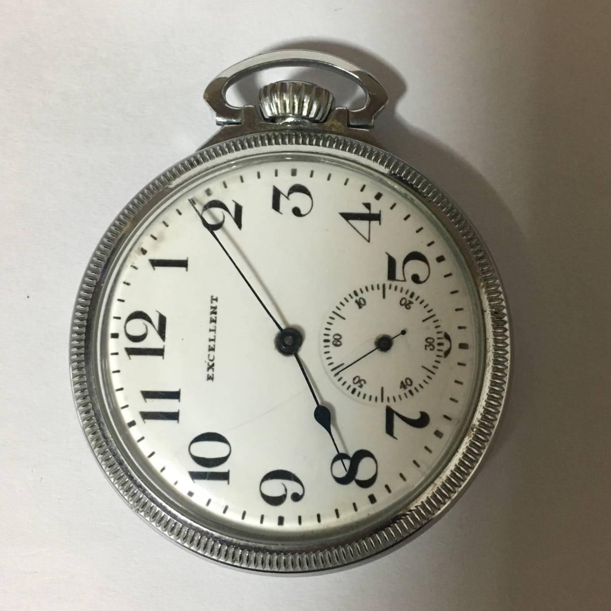 SEIKOSHA精工優秀卓越15石頭古董垃圾零件懷錶 編號:w273078117