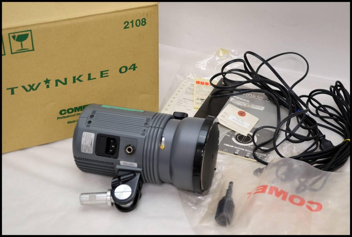 二手COMET Comet Strobe TWINKLE 04 TW  -  04 Twinkle Lighting Flash 編號:v595543451