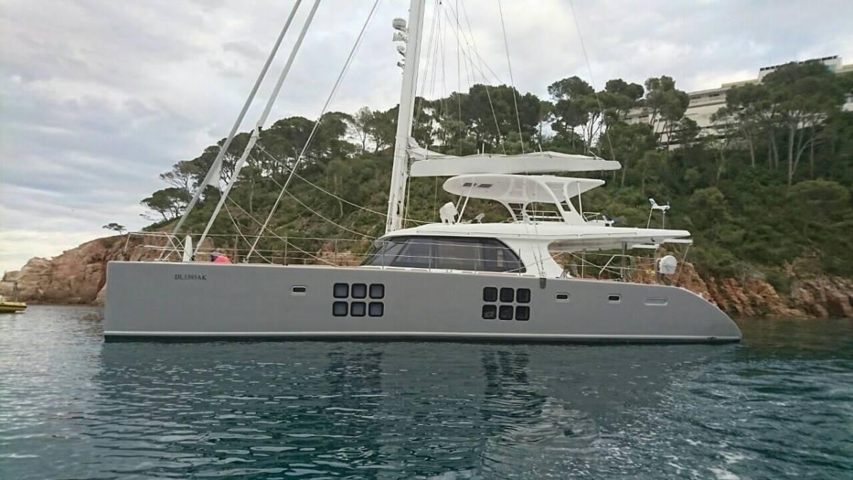 新着情報!!Sunreef Loft 60 Sailing Catamaran (USED)_画像1