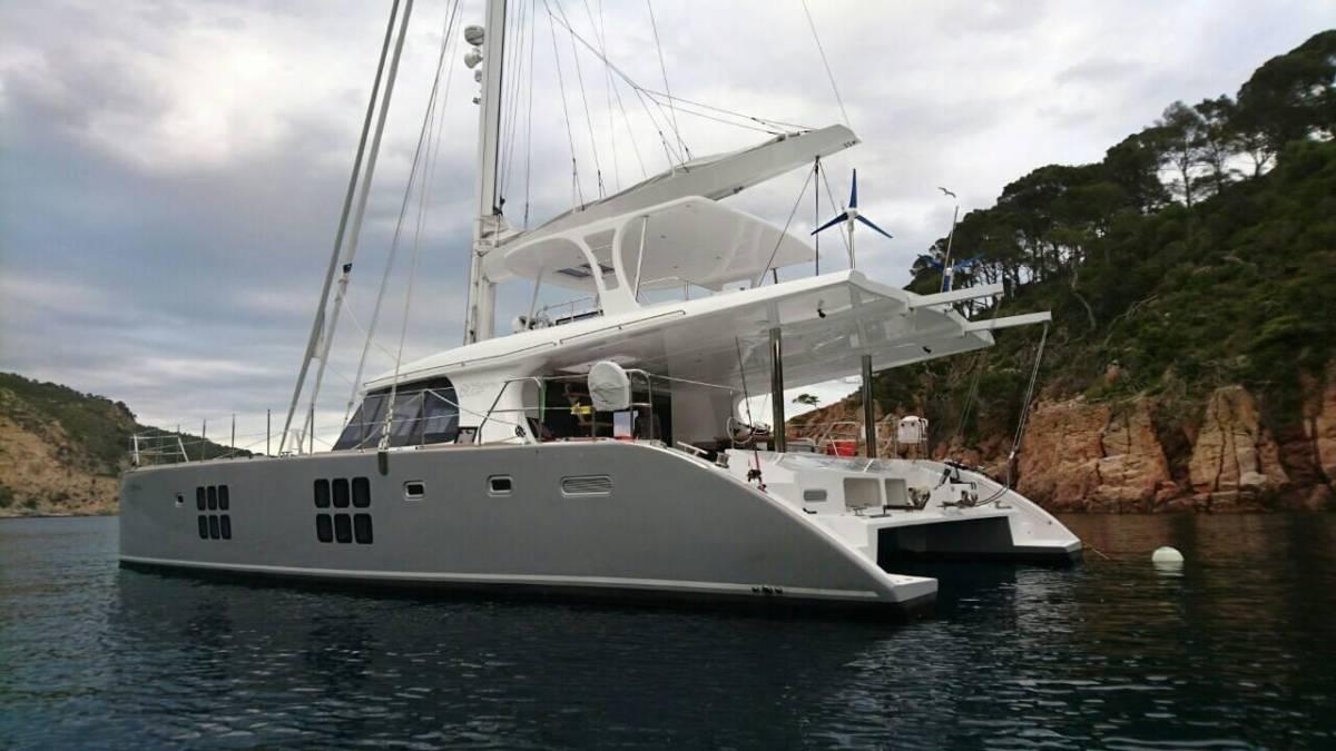 新着情報!!Sunreef Loft 60 Sailing Catamaran (USED)_画像2