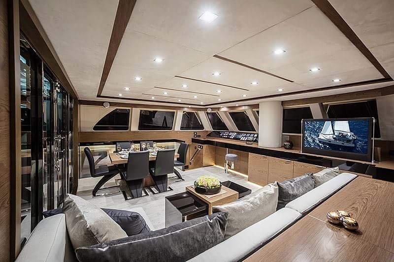 新着情報!!Sunreef Loft 60 Sailing Catamaran (USED)_画像6