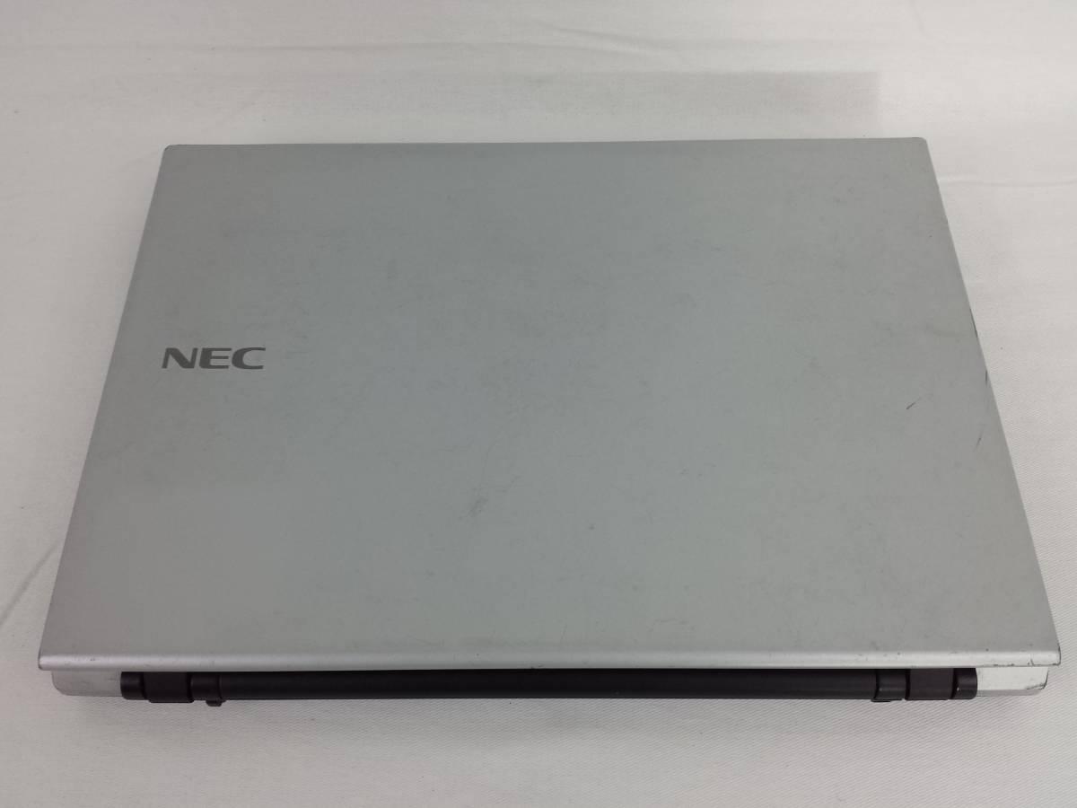 нерабочий товар   NEC VK26M/C Core i5 4300M(2.6GHz)/ память  встроенный  4G/HD нет  / беспроводной LAN есть  /13.3 дюймов  широкий